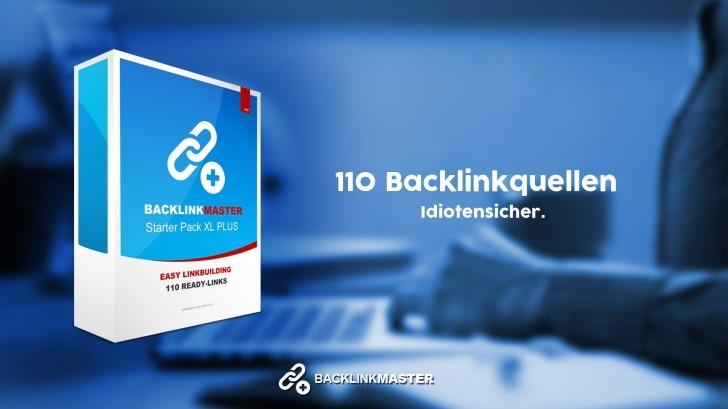 Backlink Master SEO Pack