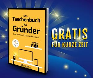 taschenbuch fuer gruender gratis banner Lösung: Google Ads Videowerbung Prüfung